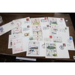 Football First Day Covers, including 1966 World Cup England winners, ten Liverpool, Everton, A.C