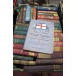 Books, mainly early XX Century, Hodder & Stoughton, Ward lock Wayne & Co:- One Box