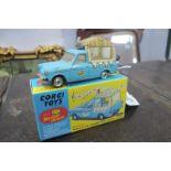 An Original Corgi No. 474 - Wall's ice Cream Van, in reproduction box.