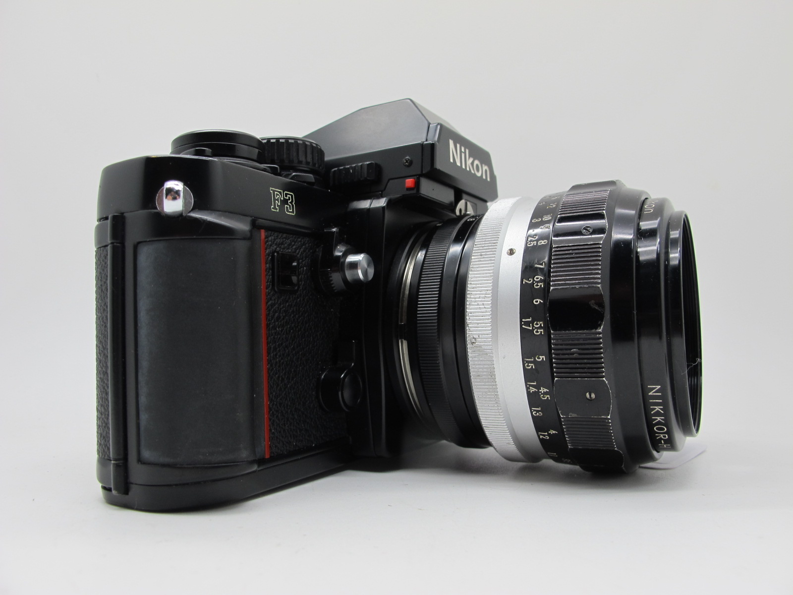 Nikon F3, with Nikkor-H Auto 1-18 f=85mm lens. - Image 4 of 9