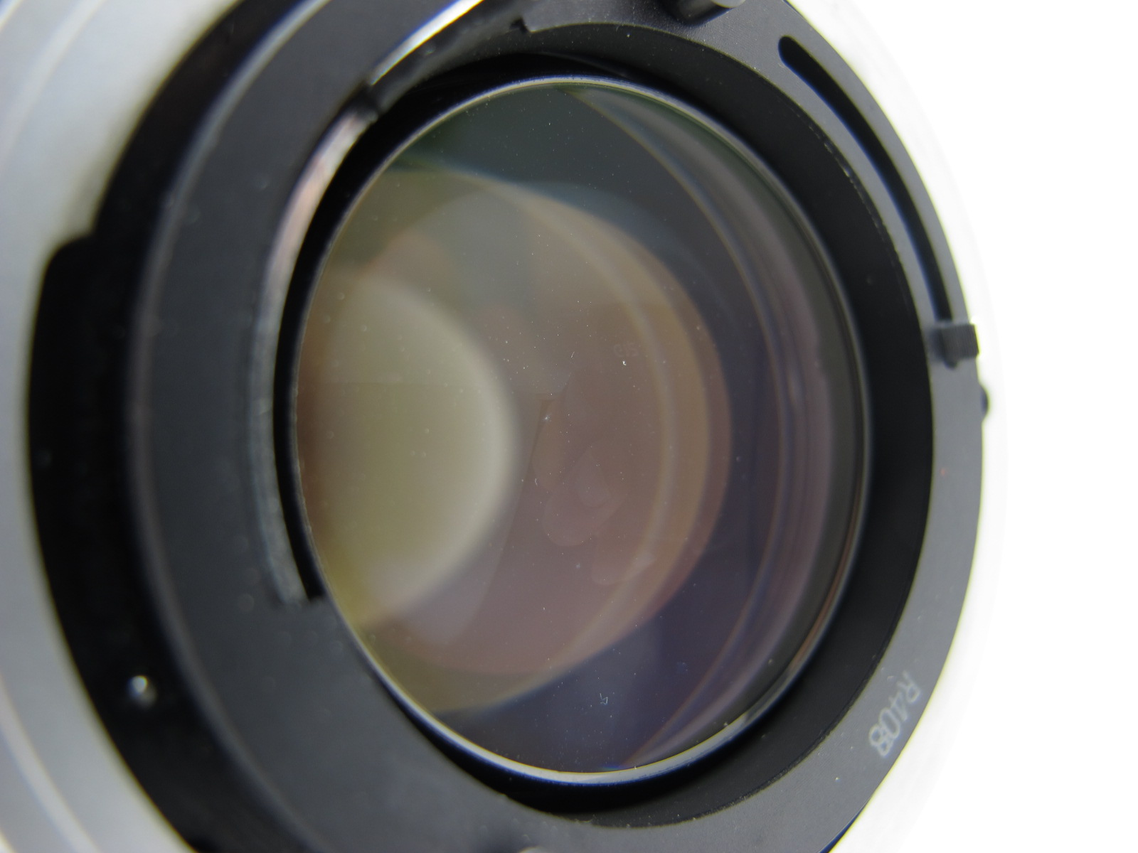 Canon Lens, FD 55mm 1:12 S.S.C. lens, in canvas case. - Image 4 of 6