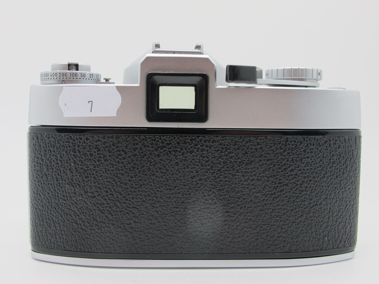 Leicaflex Manual Camera, with Leitz Wetzlar Summicron - R 1:2/50 lens in a black case. - Image 5 of 8