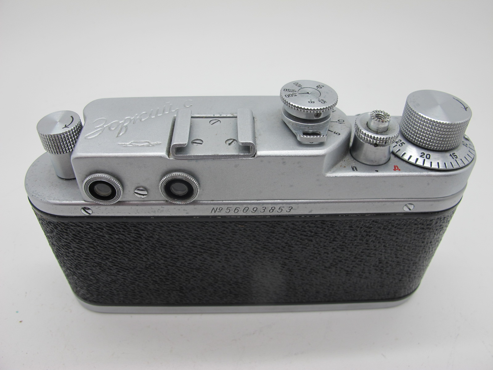 Saraber Goslar Finetta 88, Edika Flex, plus two other camera's in brown leather cases. (4) - Image 9 of 13