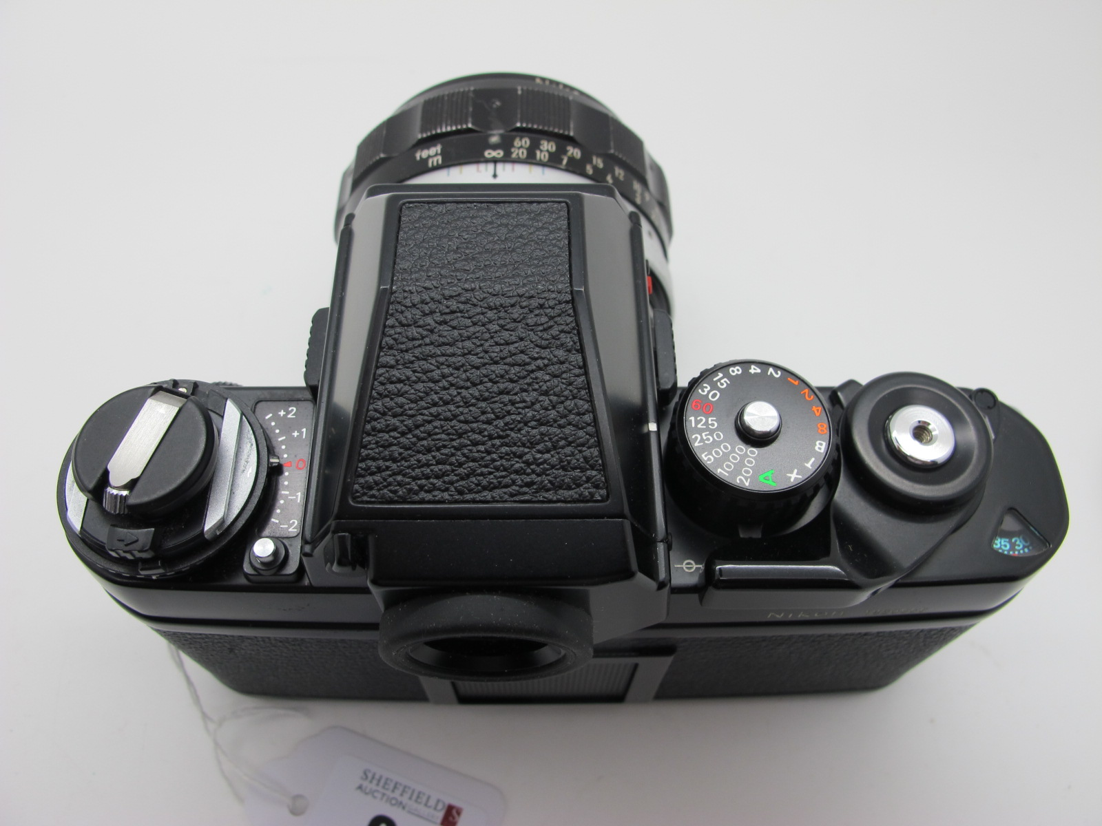 Nikon F3, with Nikkor-H Auto 1-18 f=85mm lens. - Image 8 of 9
