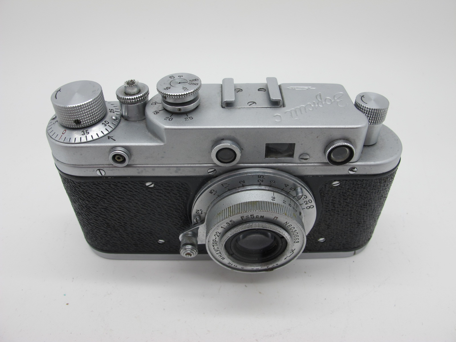 Saraber Goslar Finetta 88, Edika Flex, plus two other camera's in brown leather cases. (4) - Image 8 of 13