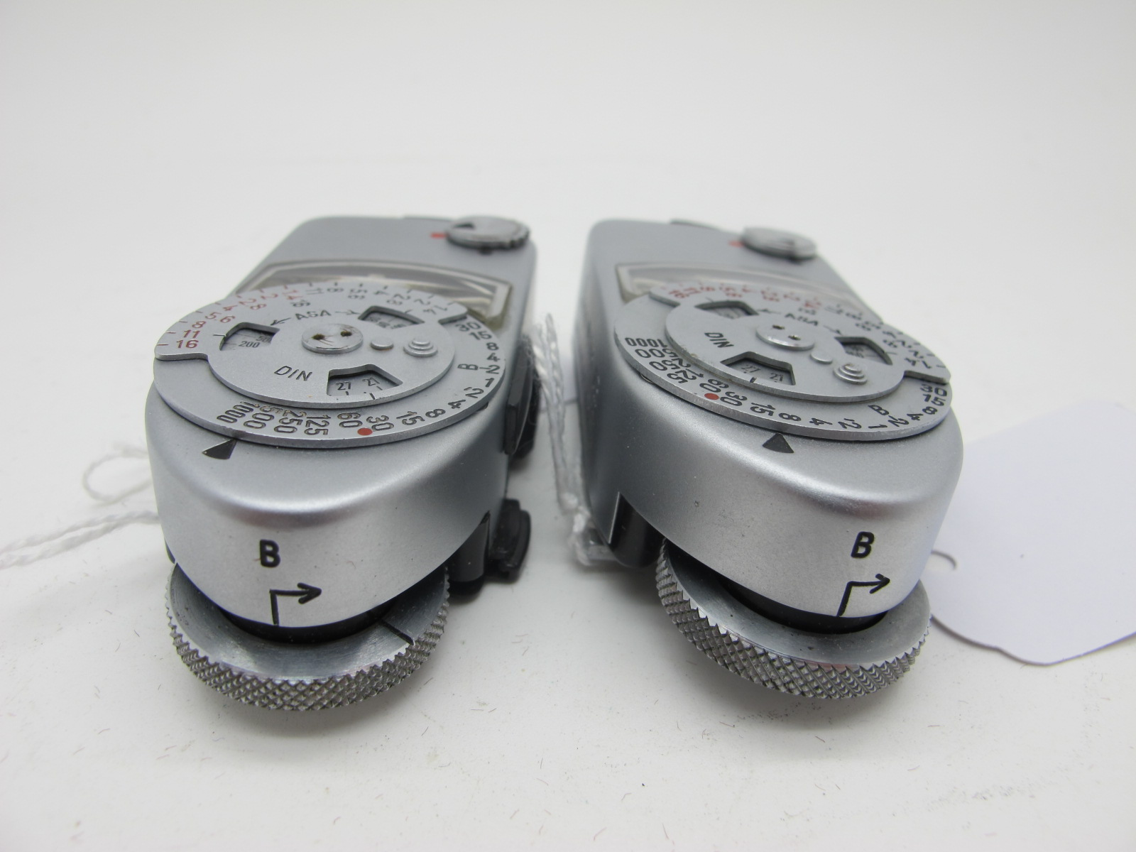 Two Leica Meter MR. - Image 5 of 5