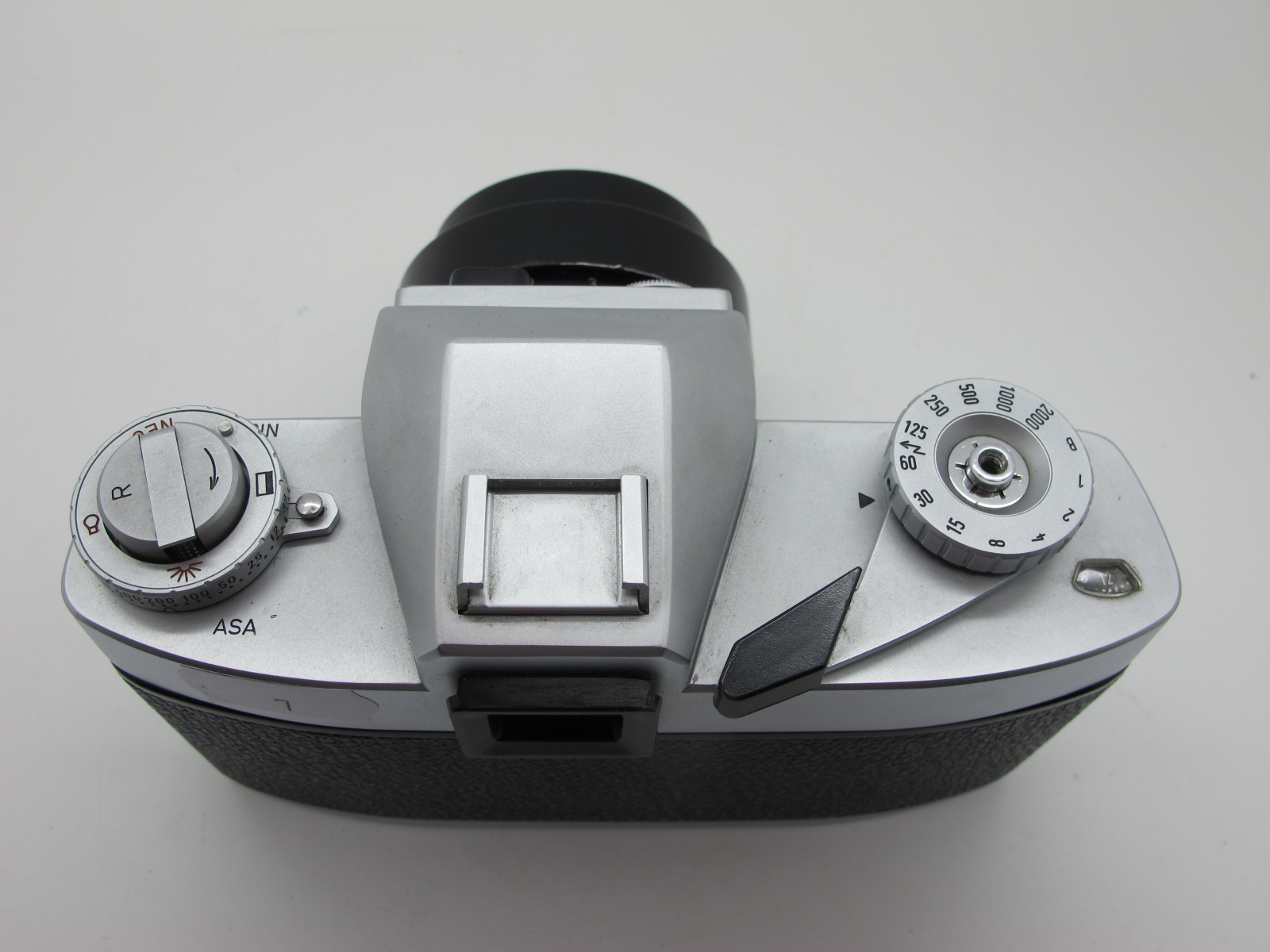 Leicaflex Manual Camera, with Leitz Wetzlar Summicron - R 1:2/50 lens in a black case. - Image 8 of 8