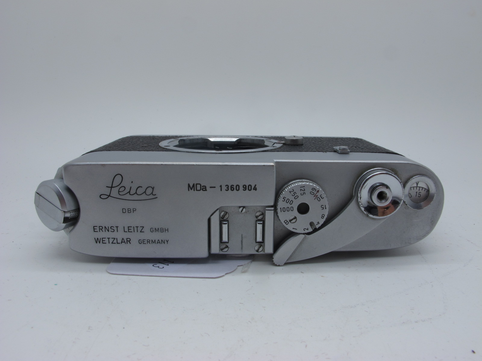 Leica MDa - 1360904 Body Only. - Image 5 of 7