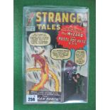 Strange Tales #110/No.110, 9d, in used well read condition.