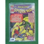 The Amazing Spiderman #11/No.11, 9d, in used well read condition.