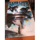 Harry Potter and The Half Blood Prince Large Lobby Poster, featuring Ron Weasley, July 2009,
