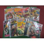 SGT Fury and His Howling Commandos #1, Our Army At War #129, #128, #139, #143, G.I. Combat #95, #