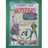 Journey Into Mystery #94/No.94, 9d, in used well read condition.