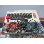 Vintage Gaming - Commodore VIC-20 console, with joystick (unboxed).