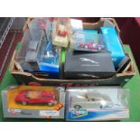 A Quantity of Boxed Display Diecast Vehicles, including Corgi 94030 Rolls Royce Corniche, Corgi