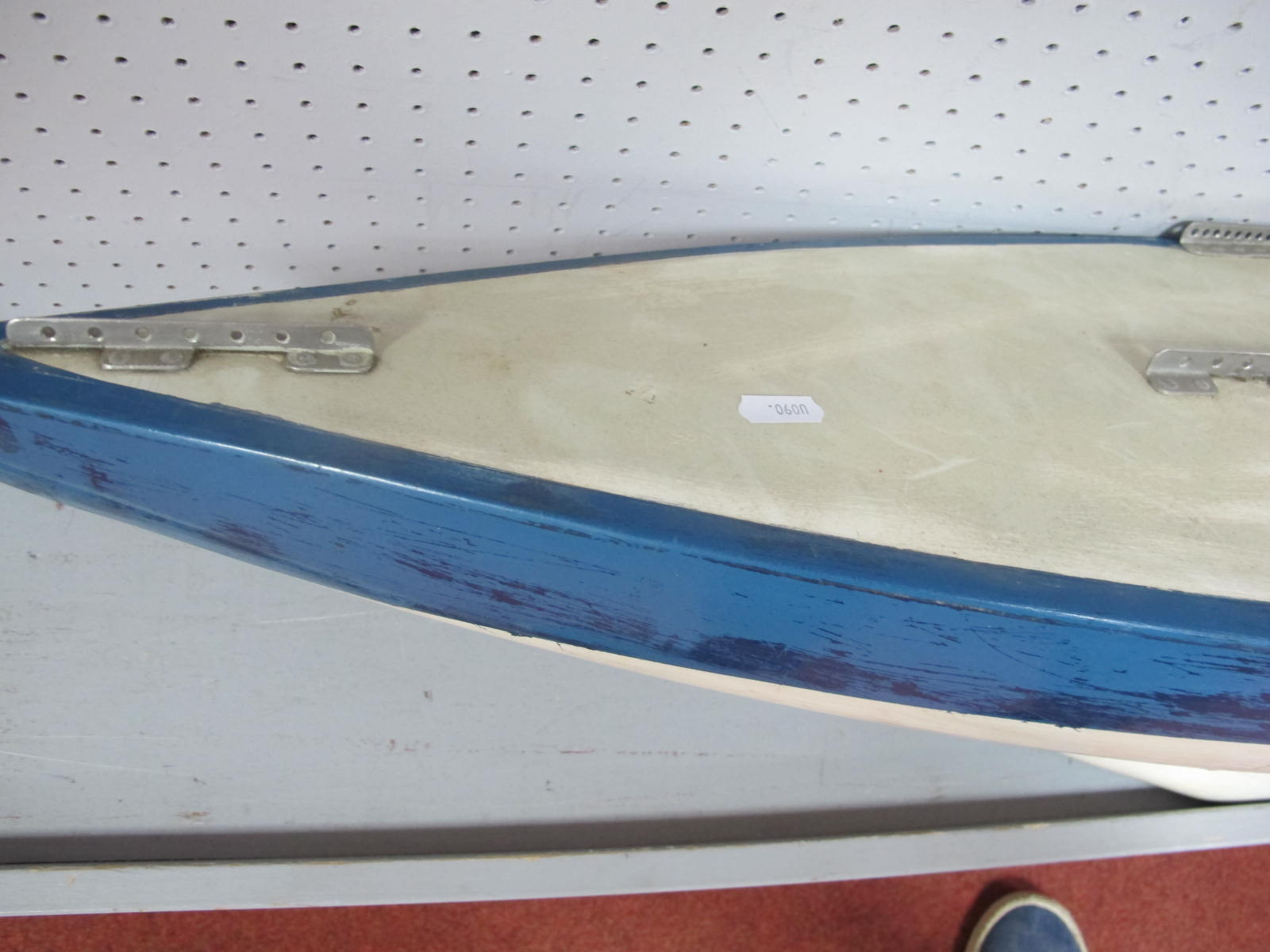 A Scratch Built Radio Control; Pond Yacht/Sail Yacht, no electronics present, will require full - Image 4 of 8