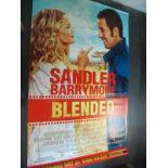 Blended, 2014 Official Cinema Banner, 244cm x 152cm.