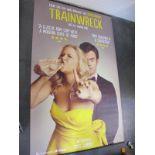 Trainwreck, 2015 Official Cinema Banner, 244cm x 152cm.