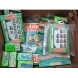 A Quantity of Subbuteo, to include Club Edition boxed set, 63000 Team Box, Sheffield Wednesday,