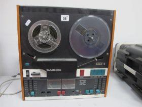 Tandberg Reel to Reel Tape Deck.