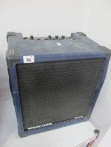 Polytone Mini Brute Guitar Amplifier MK2, 100 watt output (untested).