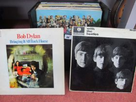 1960's Interest L.P's, thirty two albums, including Bob Dylan - Bringing it All Back Home (BPG