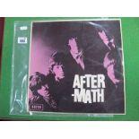 Rolling Stones - Aftermath original pressing, mono version, catalogue no. LK 4786. A nice example of