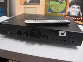Cambridge Audio Azur 351A Stereo Amplifier, with remote.