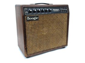 Mesa Engineering Boogie MK1 Guitar Valve Amplifier, this is the original version of his much