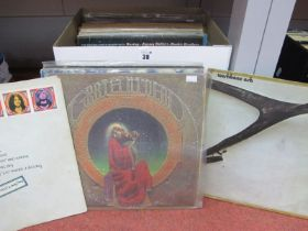 Rock Interest L.P's, forty titles in this lot by artists such as Wishbone Ash, Free, The Rolling