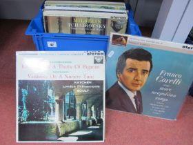 Classical Music Interest, titles include Maria Calles - Mad Scenes (Sax2320), Franco Corelli - Sings