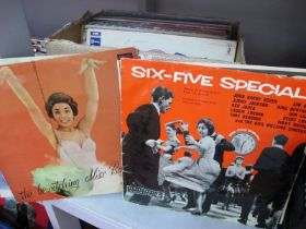 Over Forty LP's in This eclectic Mix of Titles, highlights include Six-Five Special (PMC 1047) 1957,