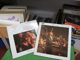 Jazz Collection - this superb collection of jazz music contains over 130 lp's and box sets from