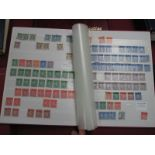 GB: Collection of Queen Victoria 1d Reds, (180+), GV used collection from Downey Heads to 1935