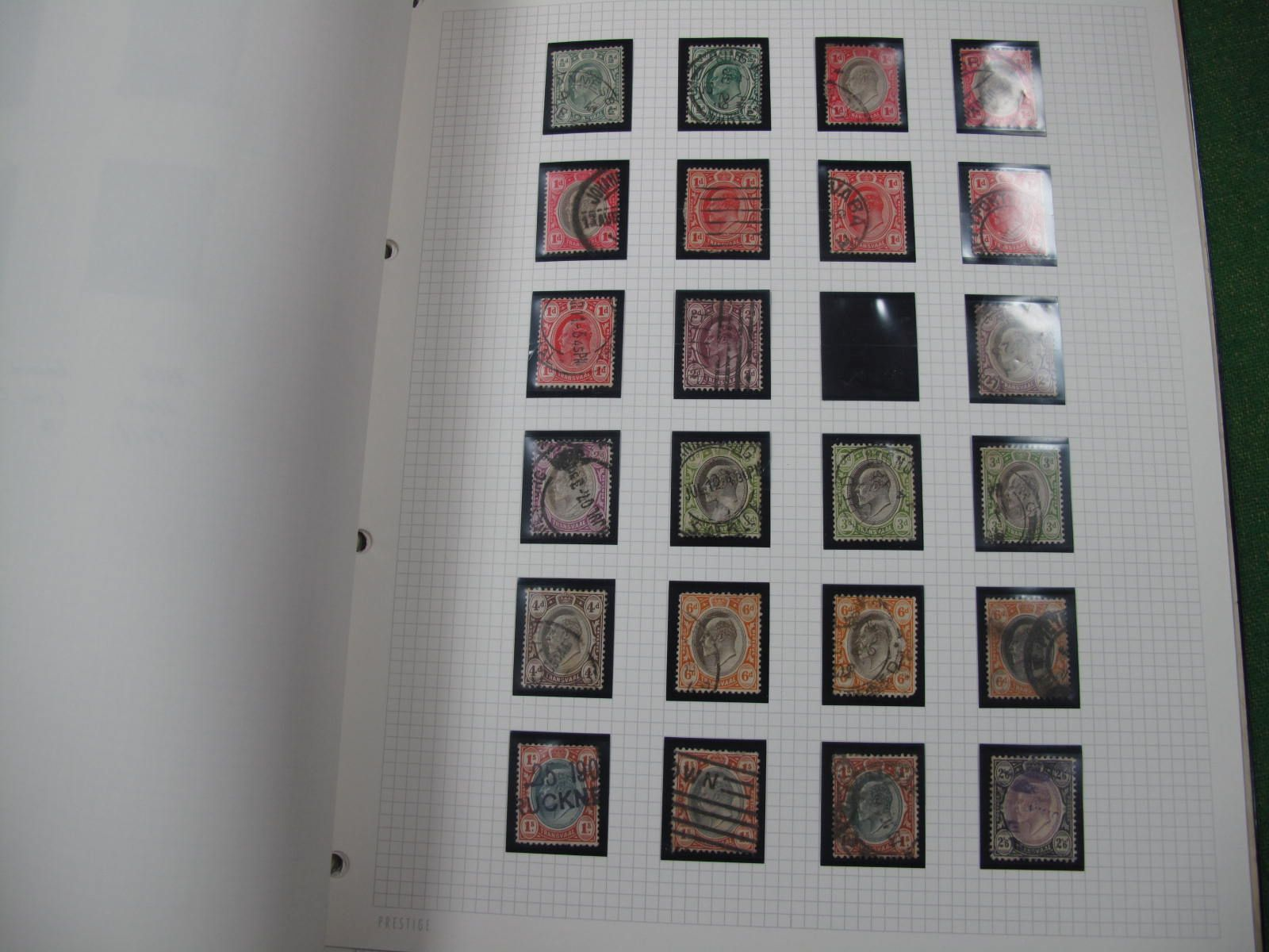 A Commonwealth Collection of Stamps From Southern Africa, including Union of South Africa from