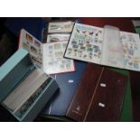 A Thematic Collection of Mint and Used Stamps and Covers, on Birds, Butterflies and Transport.
