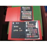 German Collection of Mint and Used Stamps From 1902 - Post WWII, includes 1928 Air Set mint and