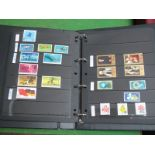 A DDR Collection of Mixed and Mint Fine Used Stamps, from 1965 to 1978, with a good level of