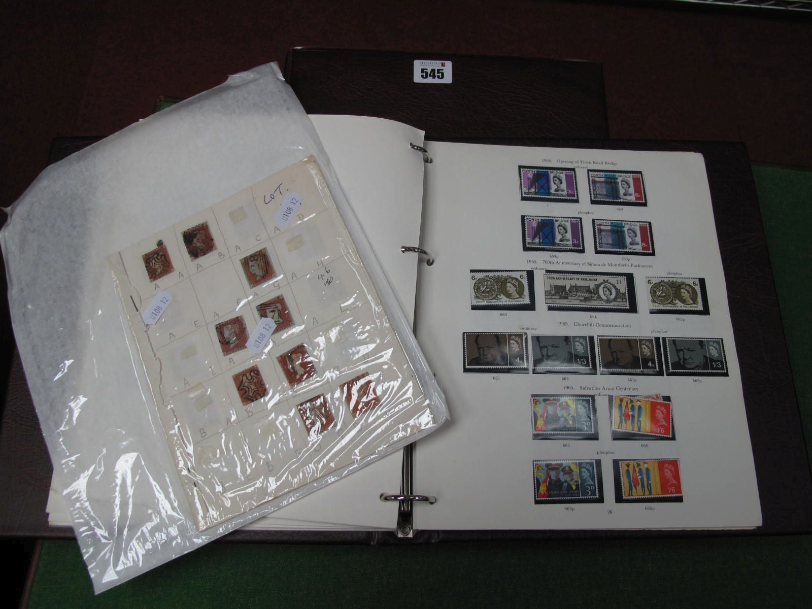 GB: A Mint and Used Collection From 1840, including 1d Red Imperf (150), 1d Red Plates (40), EDVII
