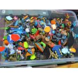 Activision, a box of figures:- One Box.