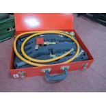 A Clarke Professional Thirteen Piece Gas Torch Kit, (boxed), unchecked for completeness.