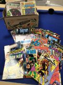 Over 100 Marvel Comics Excellent Condition