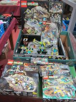 Lego System - Six Raiders Boxed Sets, comprising #4910, #4920, #4940, #4950, #4970, #4990, (all