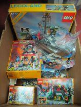 Leg Systems - Seven Ninja & Pirates Sets, comprising, #6045, #6083, #4805, #6268, #6270, #6271, #