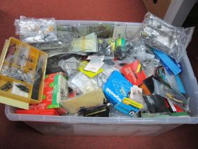 A Large Quantity of Items from a Railway Modelers Workshop, mainly 'OO' Gauge/4mm, plus 'N' and
