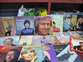 Records - 33 & 78 rpm's, a large quantity, varying genres, including boxed sets, Classical, Suzi