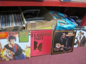 Records - LPs a large quantity, varying genres including Terry Reid, Paul McCartney, Beach Boys