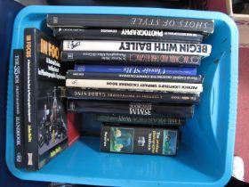 A Quantity of Camera Books, Biley, Lichfield, Classic S.L.R's etc.