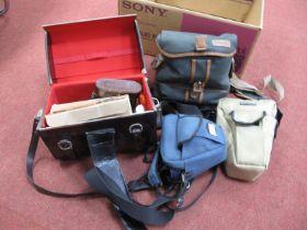 Camera, Spares, Parts, Accessories, Filters, Camera Bags, Minolta X-300 camera with Minolta MD