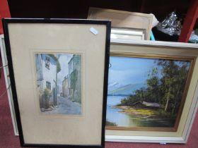 A Quantity of Prints, photos, original artwork.